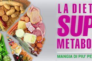 Ricette dieta del supermetabolismo