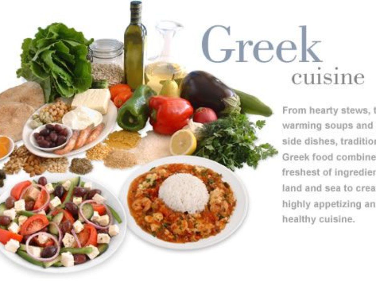 qual è la dieta mediterranea dei greci