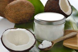 L'olio di cocco per dimagrire?