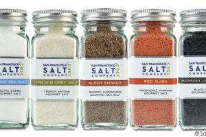 Cose facili per vivere meglio: usare sale marino integrale