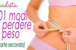 101 modi per perdere peso/L'ATTIVITA'