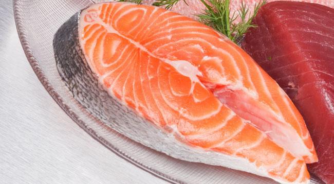 il pesce nella dieta