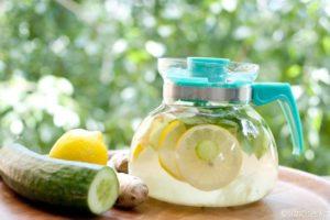 Acqua sassy, l'acqua detox e dimagrante