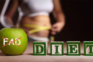 Perché non devi perdere peso in poco tempo