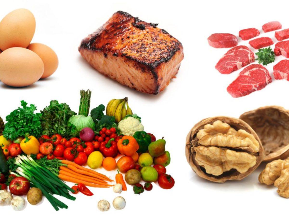 le ricette di dieta paleo