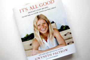 La dieta detox di Gwyneth Paltrow