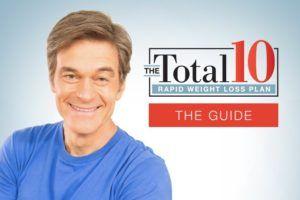 La dieta Total 10 del dottor Oz: via 5 kg al mese.