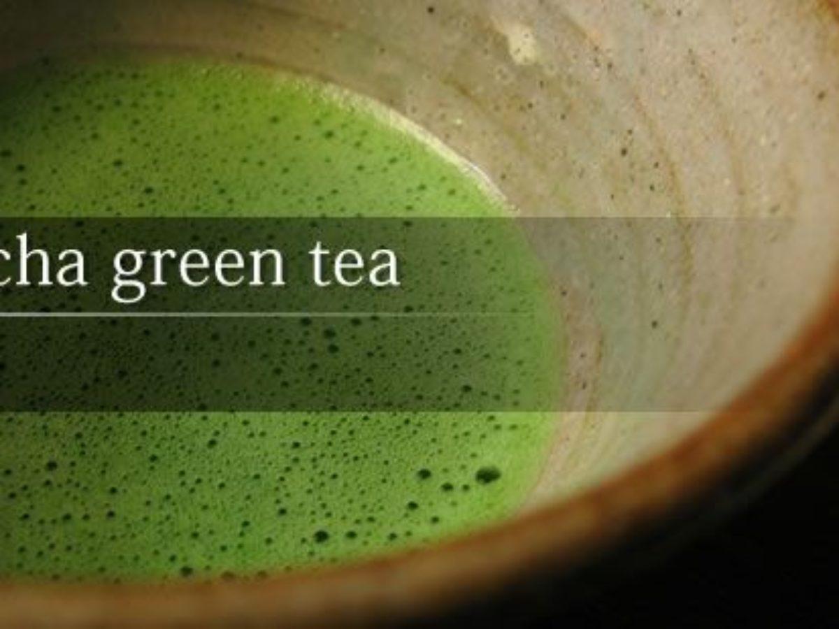 il tè verde matcha è usato per perdere peso