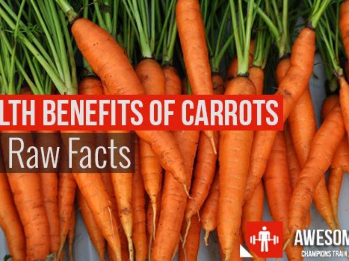 carota per dimagrire