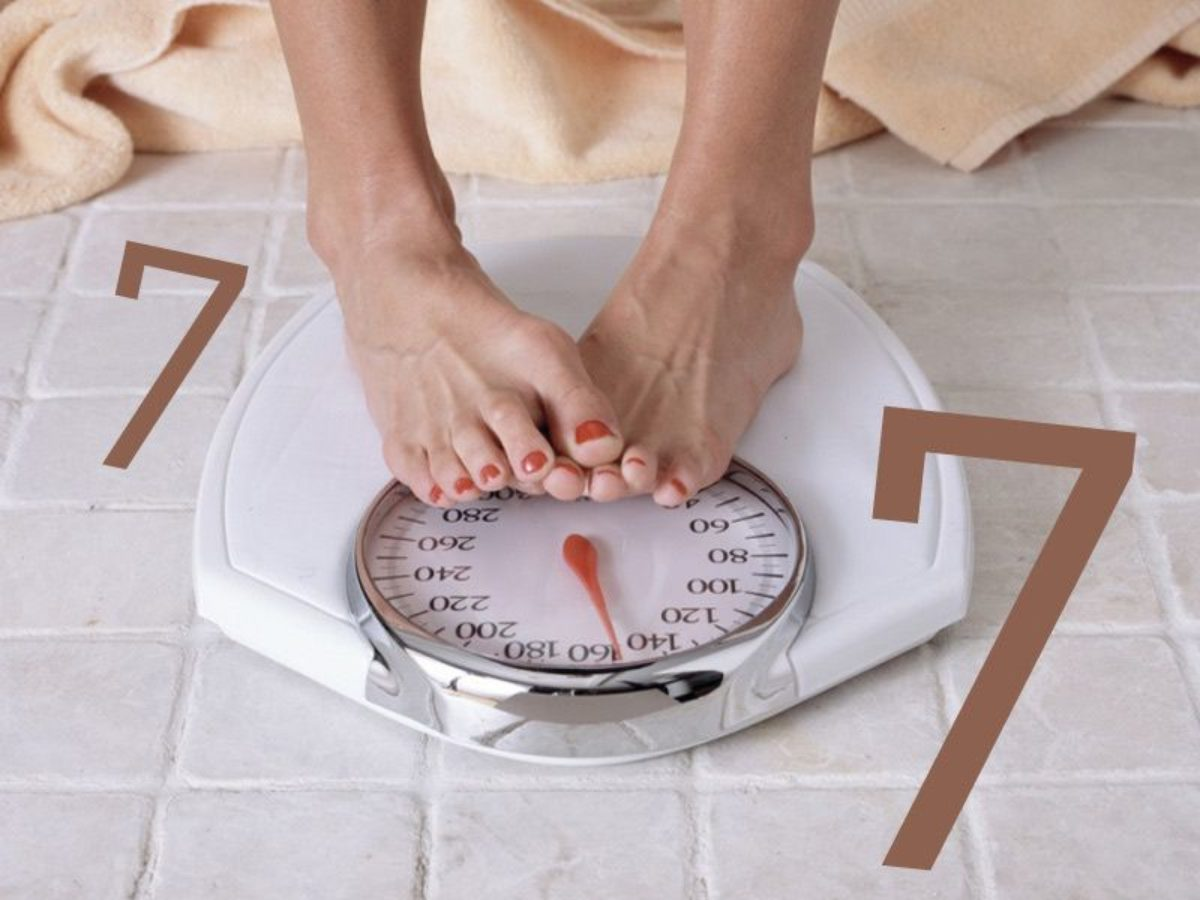 dimagrire 7 kg in 3 settimane