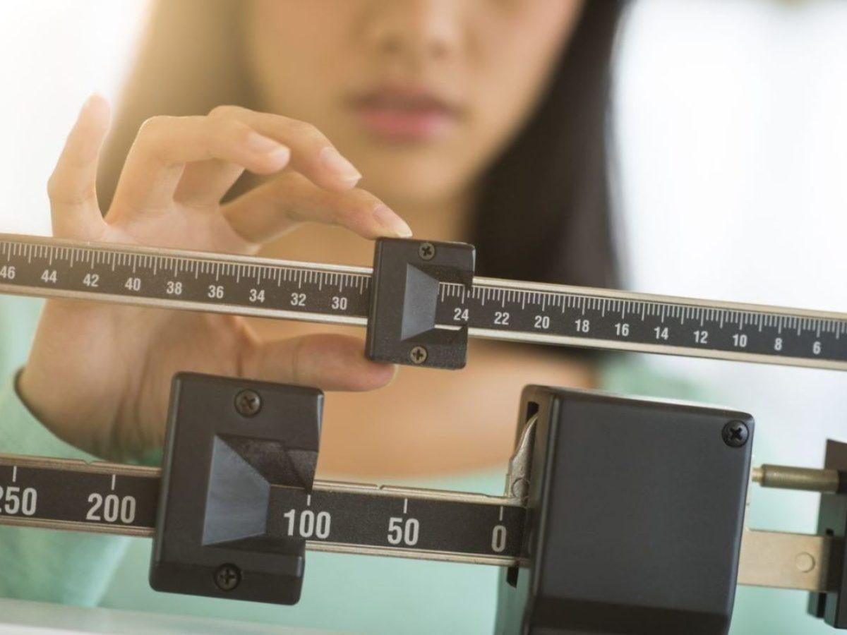 fase di plateau durante la perdita di peso
