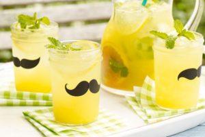 La limonata per sgonfiare la pancia