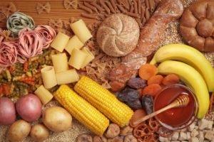 Poche proteine, molti carboidrati: così si vive a lungo