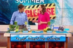 Il Summer Cleanse del dr Oz per dimagrire in 5 giorni