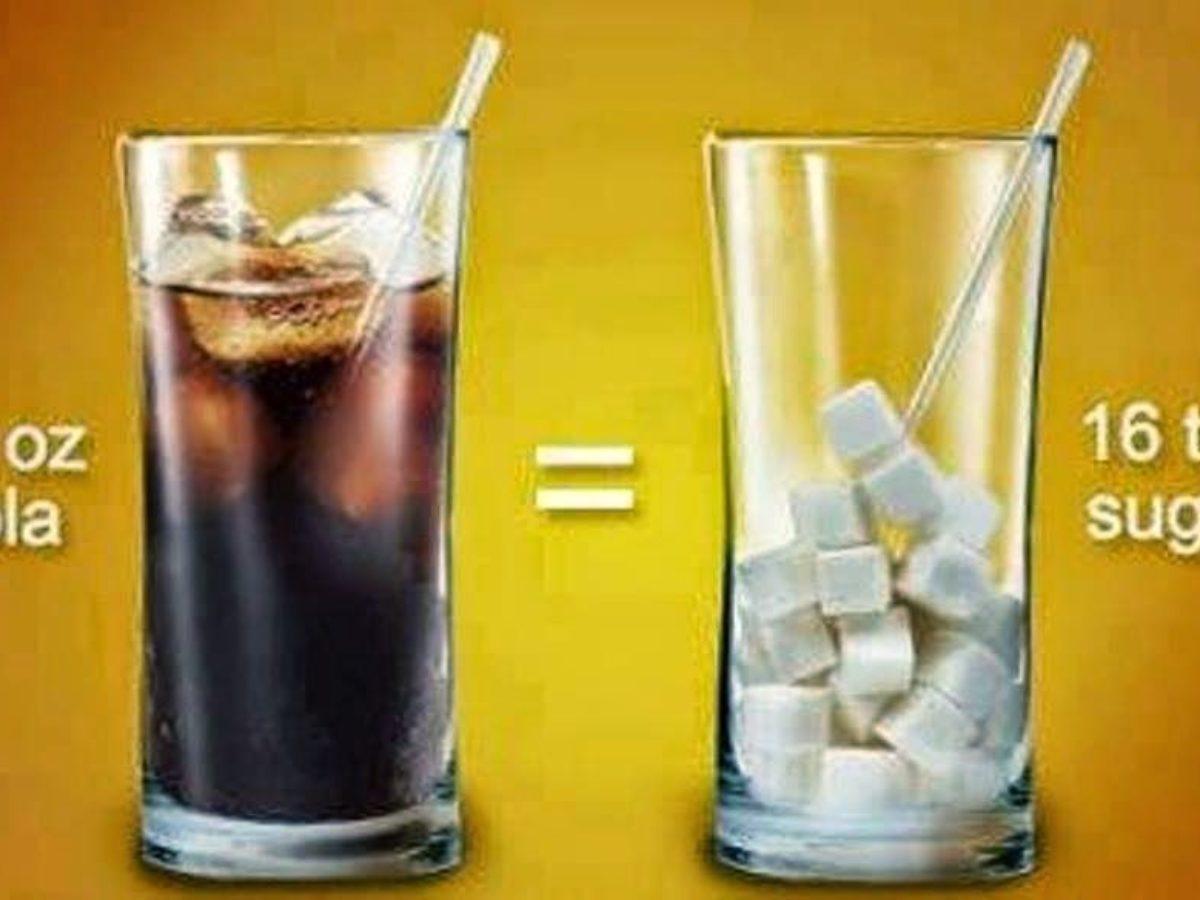 come si fa a perdere peso sulla coca-cola
