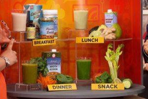 "La dieta 2 giorni ""Dr. Oz's 48-Hour Weekend Cleanse"""