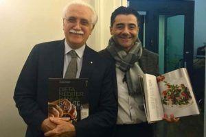 Il libro di Giorgio Calabrese sulle ricette mediterranee