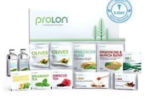 Il kit Prolon L-Nutra per la dieta mima-digiuno