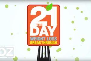 """La dieta dei 21 giorni del dottor Oz """"flexi"""" da 1250 calorie"""