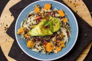 La dieta bowl: il monopiatto per perdere 3 kg al mese