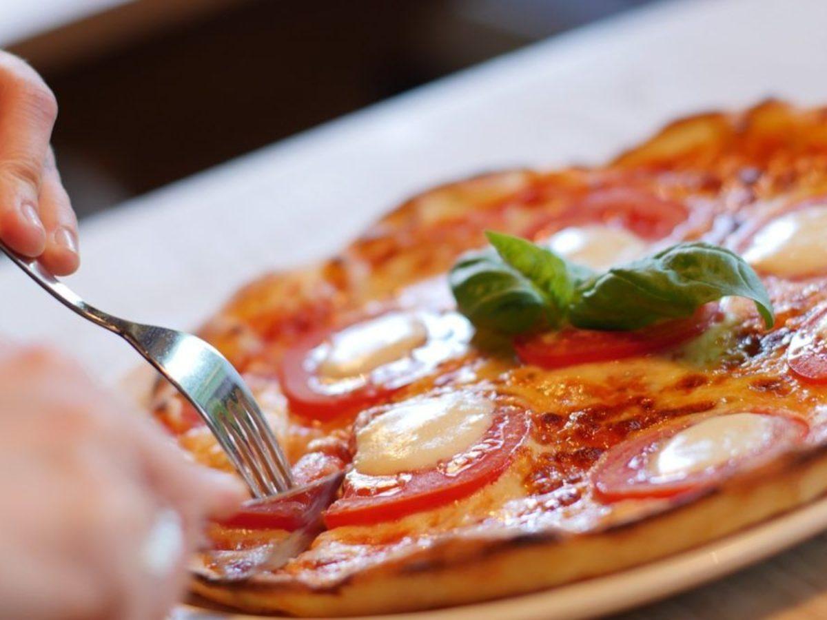 puoi mangiare la pizza quando cerchi di perdere peso