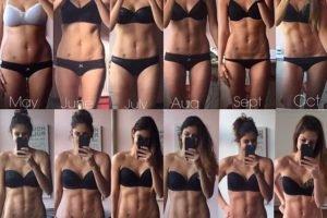 Questa donna dimostra che si può dimagrire senza dieta