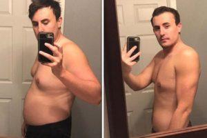 Perde 10 chili al mese per 3 mesi, e spiega come