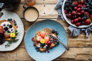 La colazione perfetta per chi ha il diabete? Abbondante
