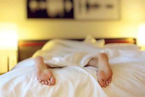 Non riuscire a dormire: c'entra la dieta