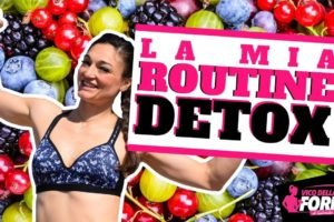 Il piano detox di Gabriella Vico per dimagrire in 7 giorni