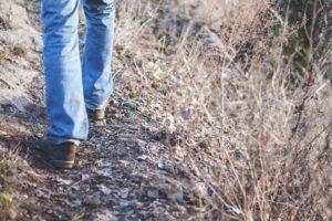 Un uomo riesce a perdere 50 kg camminando