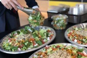 Mangiare in mensa: come regolarsi con la dieta?