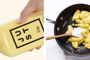 Uova vegane Just Egg, la soluzione veg alle uova