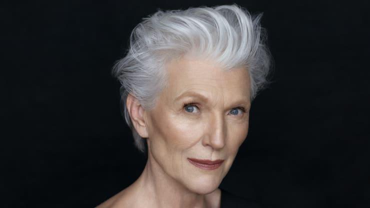 modella over 70