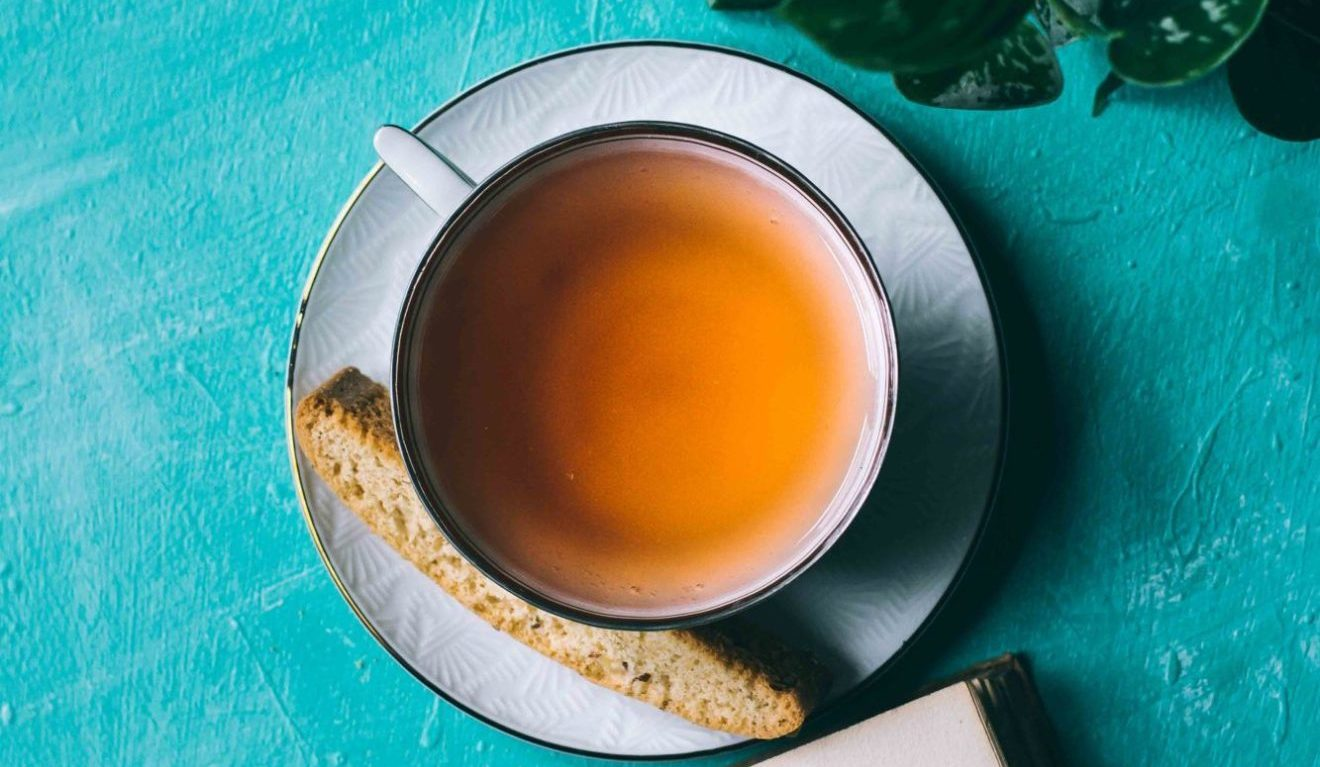 come dimagrire con il tè