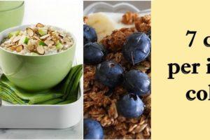 Come disinfiammare il colon grazie a 7 alimenti
