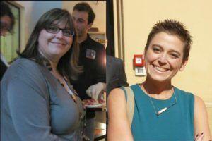 Da 102 chili a 60 chili: il percorso dimagrante di Francesca