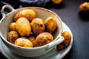 La dieta della patata versione lampo e normale