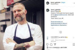 Gabriele Bonci dimagrito: che dieta ha fatto?