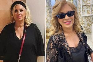 Tina Cipollari dimagrita: la dieta ha funzionato