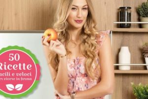 Healthy is beautiful, ricette dietetiche: il libro di Giada Todesco