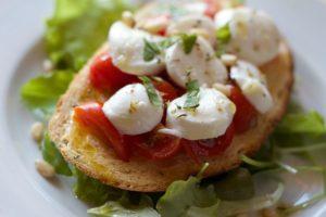 Menu e ricette dieta dimagrante estiva da 1300 kcal
