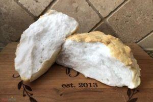 Pan di nuvola: ricetta pane di Tik Tok