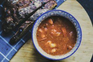 Zuppa di legumi facile, un primo piatto per diabetici