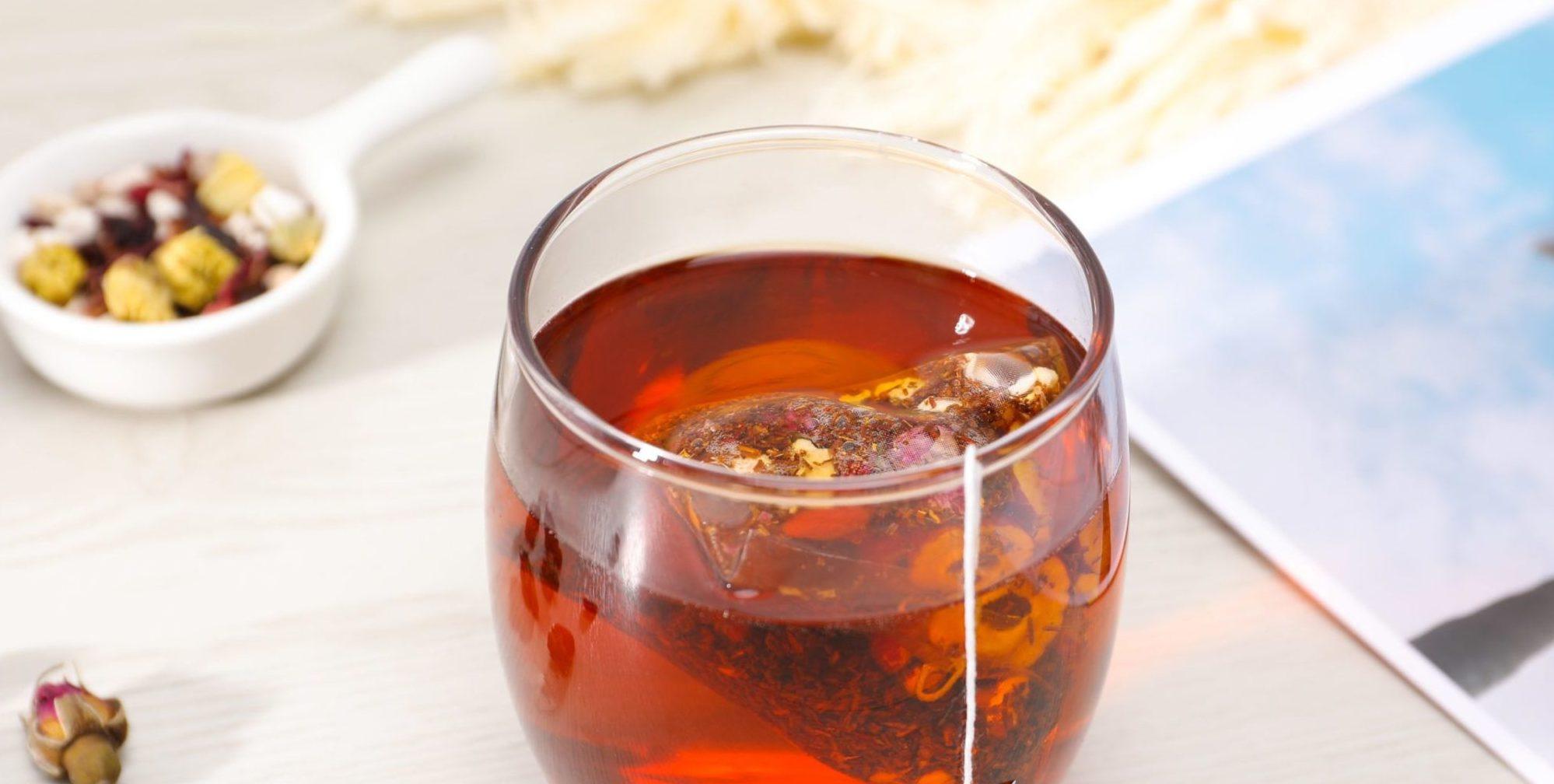 bevanda tè detox