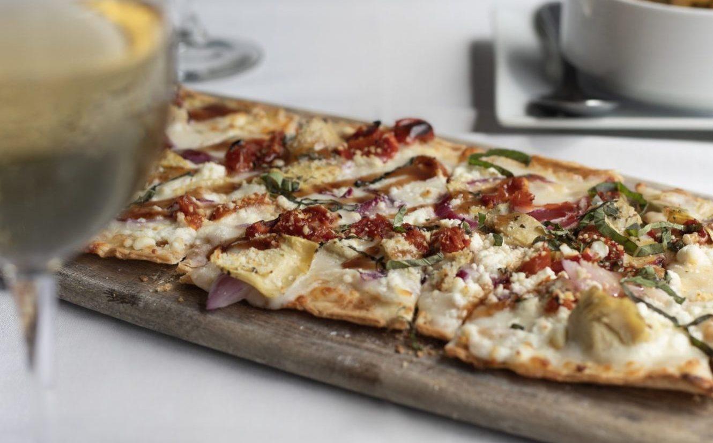 pizza riso