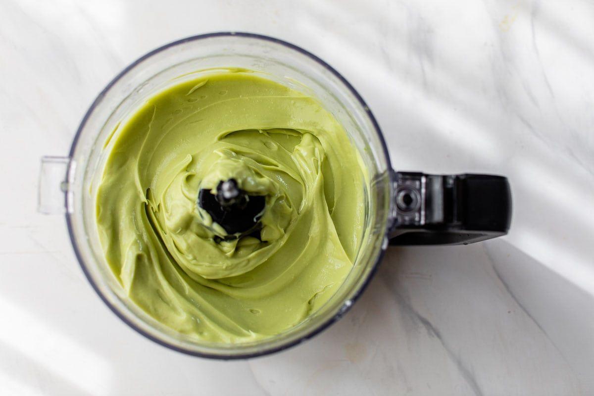 Avocado-frozen-yogurt