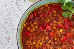 5 primi piatti vegetariani autunnali sotto le 350 calorie